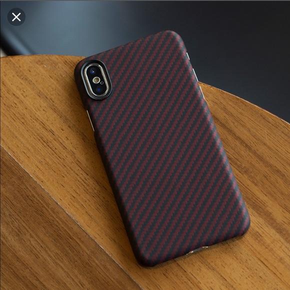Pitaka Accessories - Pitaka iPhone XS Max luxury magnetic phone case.